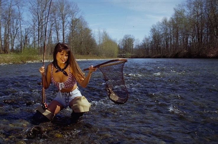 Just fishing dating service